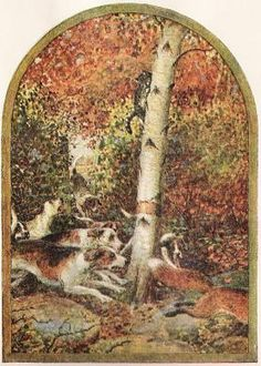 The Cat And The Fox - Jean De La Fontaine Fables