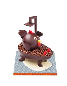 Chocolate Flowers, Easter Chocolate, Chocolate Covered Strawberries, Chocolate Puro, Chocolate Molds, Make Your Own Chocolate, Chocolate Garnishes, Pinata Cake, Food Artists