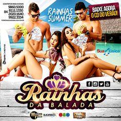 RAINHAS DA BALADA SUMMER - PROMOCIONAL 2015  http://suamusica.com.br/RAINHASSUMMER2015  #suamusica #baixeagora #rainhadabalada