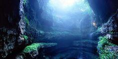 Cuevas espectaculares de mi bello Mexico