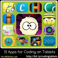13 apps for coding on tablets