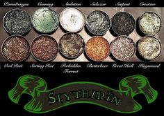 http://www.revelist.com/beauty-news-/harry-potter-makeup/5408/The palettes come embossed with the house crest and feature colors based on the characteristics of each house./2/#/2