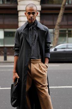 Street Fashion London N262, 2017