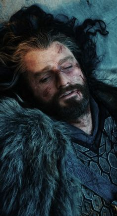 Thorin Oakenshield was headstrong and arrogant at times, but he was also strong, brave, kind, and loyal to a fault