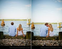 Old Town Alexandria Engagement pics