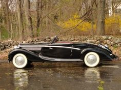 1938 Maybach  SW-38 Special Roadster