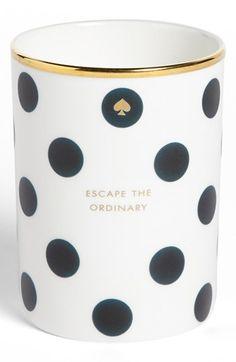 """escape the ordinary"" kate spade new york"