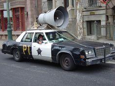 Blues Brothers - A 1974 Dodge Monaco Sedan painted black & white