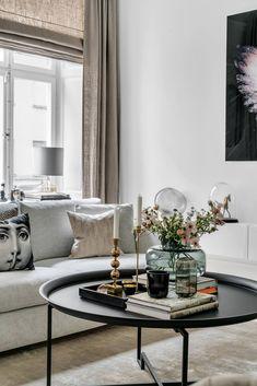 Perfekt Wohnzimmer Skandinavisch · Von Instagram · Zuhause Dekoration, Stadthaus,  Haus Stile