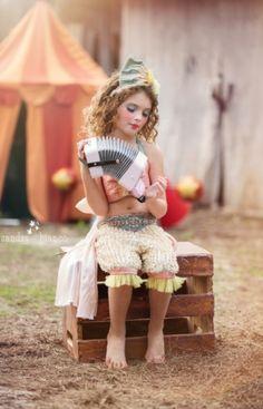Trisha Varney photography designer # styled session # vintage circus # set design # circus # Sandra Bianco Photography