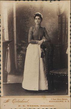 American Maid - Servant c1900 by Prometheus2011, via Flickr
