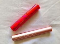Too Faced Better Than Sex Mascara // DUPE: CoverGirl Flamed Out Mascara