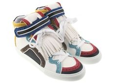 Pierre Hardy Limited Edition Dapperama Sneakers