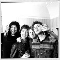 Noel Gallagher & Kasabian