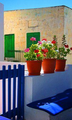 Symi Island, Greece, via Flickr.