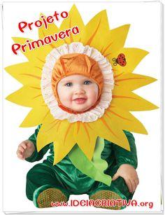 Ideia Criativa - Gi Barbosa Educação Infantil: Projeto Interdisciplinar Primavera Educação Infant...