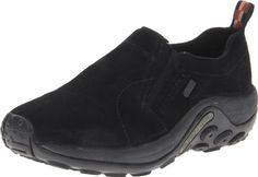 Merrell Women's Jungle Moc Waterproof Slip-On Shoe,Black,8.5 M US >>> Check this awesome product by going to the link at the image.