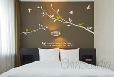 Vinyl Wall Decals wall stickers nursery wall decals by ChinStudio, $28.00