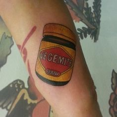 And this national treasure. | 24 Beautiful Australian Tattoos You Definitely Wouldn't Regret