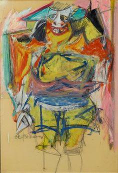 Willem de Kooning, unknown