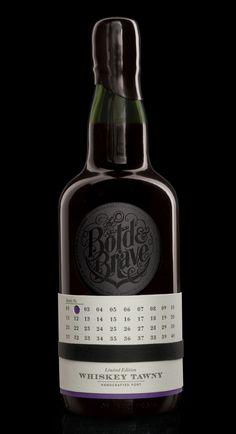 the bold & brave by Bold-inc creative , via Behance