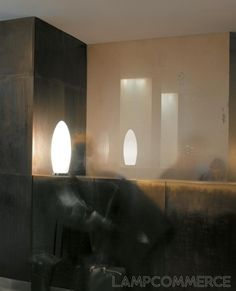 #Kundalini #Gherkin table lamp Design Norman Foster