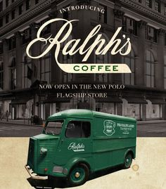 RALPH'S COFFEE  | Now Open in The New Polo Flagship Store