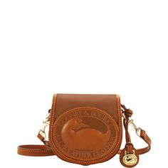 Tan Dooney & Bourke Duck Bag