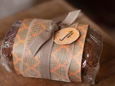 Fall Bake Sale Treats | shabbyblogs.com