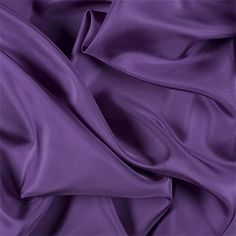 Solid Violet Purple Silk Habotai (China Silk) FabricIt is a light weight silk that is used to line finer garments. This fabric is also wonderful for silk painting, embroidery and needle punch, or needle felting projects. Historial reeanactment costumers love this fabric since little has changed in its production over the centuries.8MMCompare to $17.98 a yardFabric is reorderable as neededPlease allow 3-5 business days before it ships1 YARD MINIMUM CUTNO SAMPLES ARE AVAILABLE