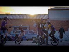 Unicycles + Football: What Could Possibly Go Wrong? - YouTube