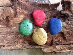 Elemental quarter markers for a Wiccan circle by TheWitchChandlery, €6.50