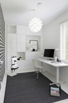 Home Office, Office Decor, Small Flat Decor, Desk Inspo, New Project Ideas, Koti, Room Goals, Inspirational Wall Art, Home Studio