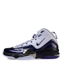 Buy Nike Pippen VI 6 Mens 705065-151 White Purple Basketball Shoes SNEAKERS  Size 13 online  d3779629d