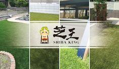 人工芝の芝キング:お庭の施工赤ちゃんにもおすすめ Top Photo
