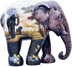 marula 2015 florianapolois African Forest Elephant, Asian Elephant, Elephant Art, All About Elephants, Elephants Never Forget, Elephas Maximus, Spiritual Animal, Elephant Parade, Elephant Sculpture