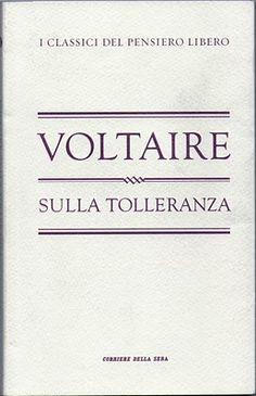 Voltaire, Sulla tolleranza