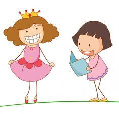 Funny Cartoon Pictures, Children Back to School 10