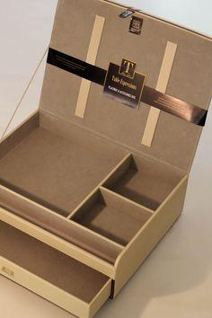 """"""" The Orient """"  Accessories Box"""