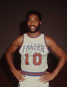 1a400a42ac4 1971 Topps Basketball ABA NBA Original Color Negative. Walt Frazier KNICKS