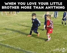 When You Love Your Little Brother More Than Anything GIF - LittleBrother WhenYou.,Funny, Funny Categories Fuunyy When You Love Your Little Brother More Than Anything GIF - LittleBrother WhenYouLoveYourLittleBrother Sibling - Discover & Sha. Funny Cute, Funny Shit, The Funny, Funny Memes, Jokes, Gifs Hilarious, I Smile, Make You Smile, Big Bang Theory Zitate