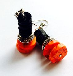 Magnesite is a wonderful relaxing and calming stone to use in meditation. and it has the potential to aid you to create quite amazing changes in your lif Gemstone Earrings, Beautiful Earrings, Calming, Meditation, Orange, Gemstones, Create, Amazing, Life