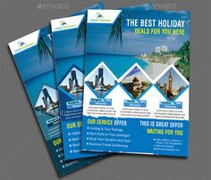 Travel Flyer Template - 43+ Free PSD, AI, Vector EPS Format Download | Free & Premium Templates