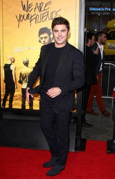 1. Zac Efron At The We Are Your Friends Premiere In Hollywood | The Most Fab And Drab Celebrity Looks Of The Week