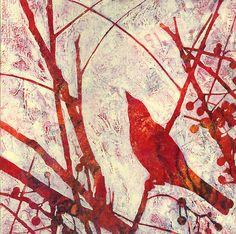 """""""Song Bird #1"""" by Karyn Fendley"""