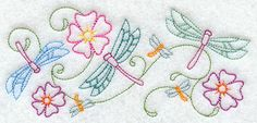 Machine Embroidery Designs at Embroidery Library! - Color Change - H3130