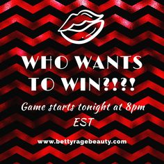 Did you know that I do regular Give Aways on the Betty Rage Beauty Facebook page?!? Say whhhaaatttt!!!!!  Yep, you can WIN free SeneGence products AND Betty Rage Beauty vouchers to put towards your next LipSense colour ❤