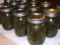 Canning Granny: Canning Kale and Other Greens