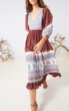 Donna Dress by ULLA JOHNSON Now Available on Moda Operandi