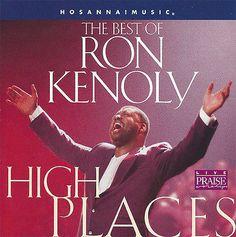 Ron Kenoly High Places The Best Of CD 1997 Hosanna! Live Praise & Worship